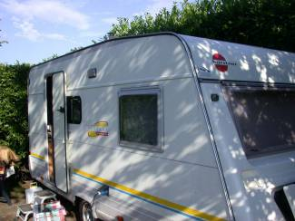 Caravans   Burstner Burstner Caravan VENTANA 430 (4327)