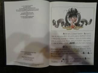 Stripboeken Zunie, ..enfin seule. Hausman Noir Dessin Production 1998