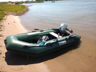 Aquaparx 280PRO MKII + Honda 4T 2.3PK(luchtgekoeld)