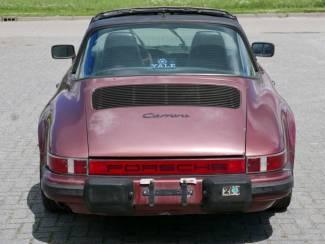 Porsche 911 g model 3.2 restauratie object