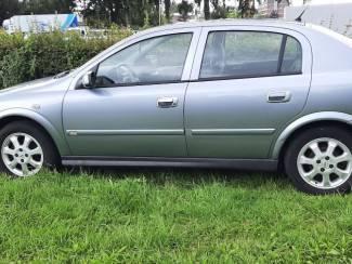 Opel Astra-g-cc 8V 5D 2004 Grijs bj 2004