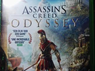 Assassins Creed Odyssey, nieuwstaat. (xbox one)