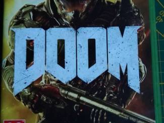 Doom, nieuwstaat. (xbox one)