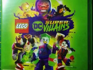 Lego Super Villians DC,nieuwstaat. (xbox one)