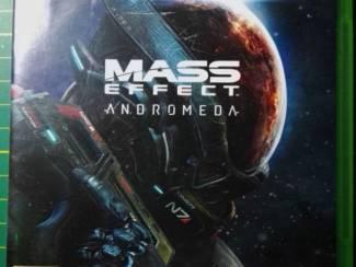 Mass Effect Andromeda, nieuwstaat. (xbox one)