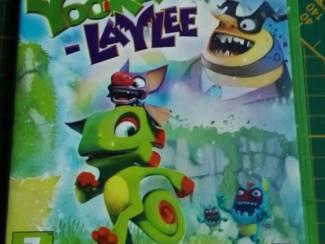 Yooka Laylee,nieuwstaat. (xbox one)