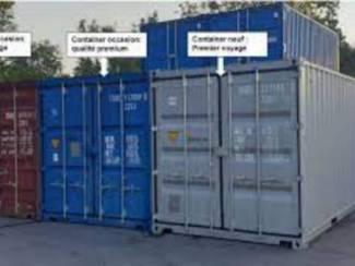 Diverse Advertenties Nieuwe maritieme containers of Occas HC