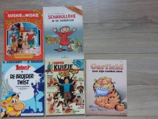 Stripboeken Diversen stripboeken 28 stuks