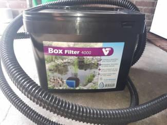 velda box filter 4000 vijverfilter (nieuw)