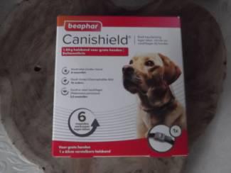 Beaphar Canishield teken- en vlooienhalsband gr. hond NIEUW!