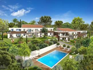 Vakantie appartement te huur Cote d'azur- zicht op zee-zwemba