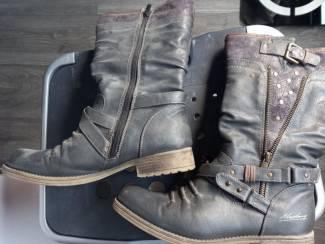 Laarzen maat 41 merk mustang