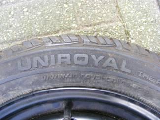 Autobanden UNIROYAL RAINEXPERT zomerbanden 195/50R15 op stalen velgen