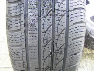 Autobanden TRISTAR + APLUS winterbanden 225/55R16 op stalen velgen