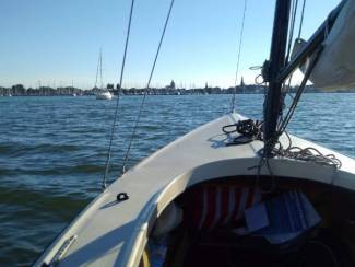 Watersport en Boten Zeilboot Centaur