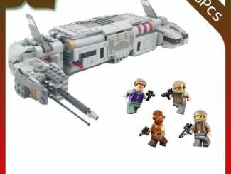 Lepin # Star Wars Resistance troop transporter # 05010 # (lego)