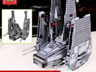 Lepin # Star Wars # Kylo Ren command shuttle # 05006 # (lego)