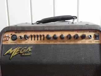 Gitaarversterker voor acoustische gitaar - Mega AMP - AC30R - 20W