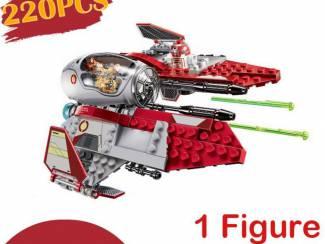 Lepin # Star Wars # Obi-Wans Jedi Interceptor # 05020 (lego)