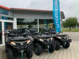 Quads en Trikes 2021 CF MOTO CForce 520 DLX LOF Quad