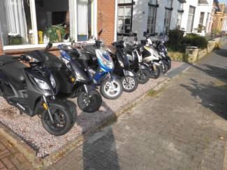 Diverse scooter brom en snor uitvoering