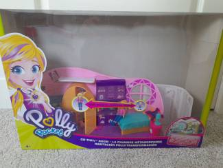 Polly pocket slaapkamer